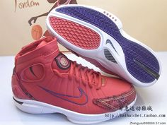 """Nike Huarache 2K4 """"Year of the Snake"""" If they had these in year if the Dragons, it would be an instant buy for me"""