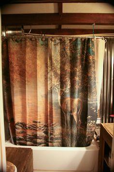Pinecone Shower Curtain Hooks