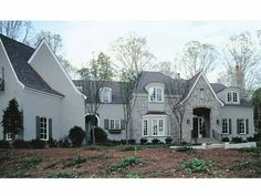 Eplans Chateau House Plan - French Country Estate - 5186 Square Feet and 5 Bedrooms(s) from Eplans - House Plan Code HWEPL04036