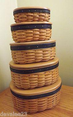 Collectors Club Harmony Baskets