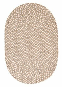 Colonial Mills Confetti TI19 Natural 12' x 15' Oval by Colonial Mills. $1249.00. Soft chenille fibers, soothing color-ways and reversibility create the perfect nursery rug for a baby or child's room.