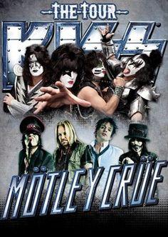 Kiss and Motley Crue!!!