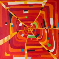 Web 2, 2003 by Simon Deighton