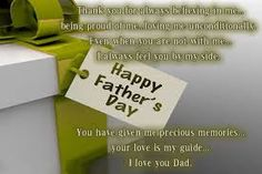 happy fathers day for my husband in heaven