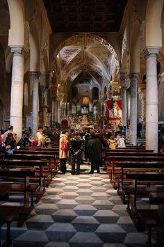Minturno (Traetto) - Chiesa di San Pietro Apostolo, Italy