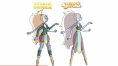 coraline and steven universe Steven Universe Pilot, Steven Universe Poster, Steven Universe Sardonyx, Universe Love, Universe Art, Pearl Steven, Cute Stories, Star Vs The Forces Of Evil, Cartoon Network