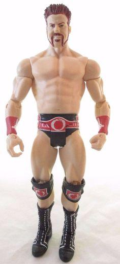 WWE Series 24 Sheamus Wrestling Action Figure Mattel 2012