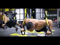 Julian Tanaka - TRX Explosivo con Fabián Higuita - YouTube
