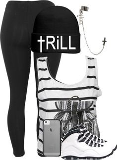 """""""Untitled #49"""" by mindlesspolyvore ❤ liked on Polyvore"""