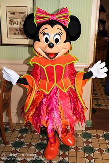 Minnie Mouse - Halloween