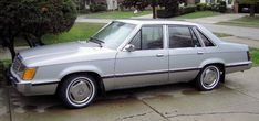 1983 Ford fox body LTD