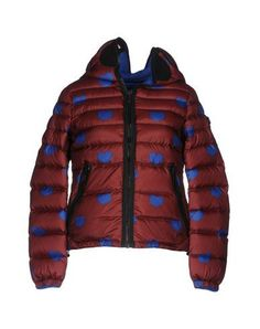 AI RIDERS ON THE STORM Women's Down jacket Maroon 2 US