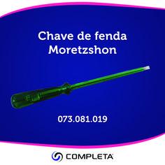 Chave de fenda Moretzshon