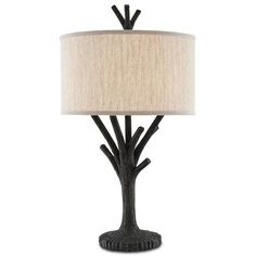 Currey and Company Arboria Table Lamp 6000-0070