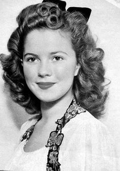 RIP Shirley Temple ... you will always be loved and remembered with the same joy that you brought to so many