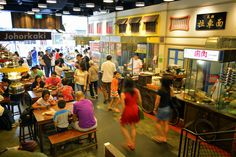 Hawker Centre in Bukit Bintang?
