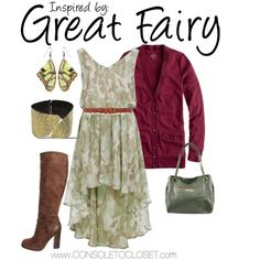 """""""Great Fairy (The Legend of Zelda: Ocarina of Time)"""" by ladysnip3r on Polyvore"""