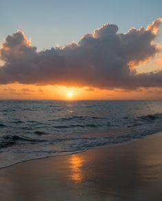 Excellence Punta Cana sunrise... #DomincanRepublic #Sunrise