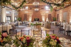 Variety Abounds: 10 Top Wedding Venues Near Philadelphia // Cork Factory Hotel