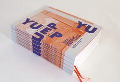YU[E]P by Studio Beige , via Behance