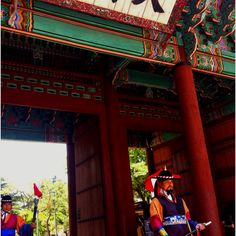 Korean Palace Guardians