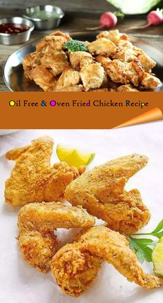 This recipe is tender and juicy. The best oven fried chicken----delicious and crispy, and baked right in the oven for easy cleanup! No oil at all! It's so simple to make but so full of flavor! Much more healthier!