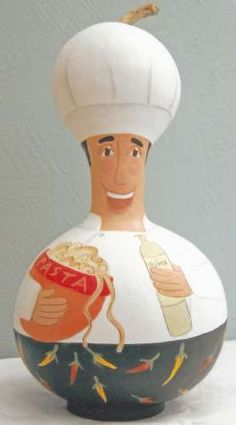 Italian Chef Gourd