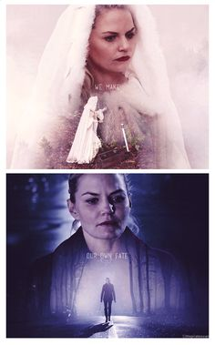 A duckling believing so hard that she'd become a swan… One day it actually happened. #ouat