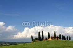 Image that sell ... Toskana toscana Val d' Orcia Pienza Traumhaus italien © PANORAMO http://de.fotolia.com/id/9428185