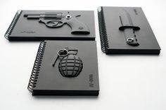 Designer notebooks to die for!