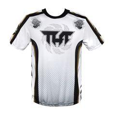 Tuff Boxing Muay Thai MMA Fitness Jersey TUF-TS008 #TuffSport #TShirt