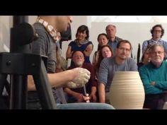Akio Nukaga's throwing demonstrations at Heath Ceramics San Francisco 07.12.2014 (4 of 4) - YouTube