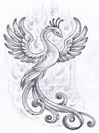 Resultado de imagem para tatuagens fenix