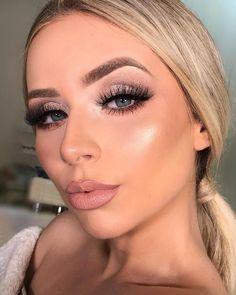 Amazing Wedding Makeup Tips – Makeup Design Ideas Wedding Makeup Tips, Wedding Makeup Looks, Prom Makeup, Bridal Makeup, Vegas Makeup, Barbie Makeup, Make Up Looks, Perfect Makeup, Gorgeous Makeup