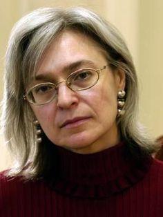 Morire sotto lo stalinismo di Putin come Anna Politkovskaja