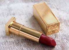 lipstick queen velvet rope lipstick black tie