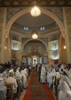 People Praying In A Church, Asmara, Eritrea List Of Countries, Countries To Visit, Countries Of The World, Horn Of Africa, Eritrean, Eric Lafforgue, Western Sahara, Art Deco Buildings, Christian Girls