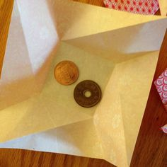five japanese star tato: origami envelopes by easypeasyjapaneasy