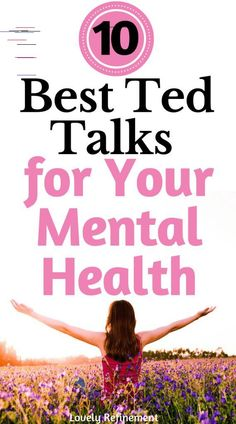 10 Best Ted Talks For Your Mental Health Check out these awesome ted talks that will help improve your mental health! Save this post for anytime you need an idea for which Ted Talk to watch. Calendula Benefits, Lemon Benefits, Coconut Health Benefits, Yoga Routine, What Causes Depression, Best Ted Talks, Stomach Ulcers, Mental Training, Good Mental Health