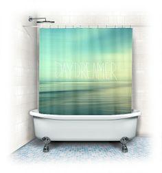 calming home decor perfect for your seashore themed bathroom.