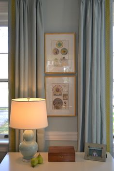LUCY WILLIAMS INTERIOR DESIGN BLOG: BEFORE AND AFTER: BOLLING WINDOW TREATMENTS