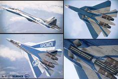 Su-57 (PAK-FA)