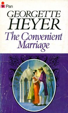 The Convenient Marriage by Georgette Heyer (Paperback) for sale online Regency Romance Novels, Books To Read, My Books, Georgette Heyer, Drops In The Ocean, Page Turner, Paperback Books, Fiction, Marriage