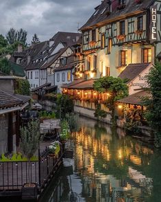 🌎 Colmar, France 🇫🇷 📸 ===================================== 📝 Colmar is a town in the Grand Est region of northeastern France,… City Aesthetic, Travel Aesthetic, Beautiful Places To Travel, Beautiful World, Places Around The World, Around The Worlds, Colmar Alsace, Hello France, Beaux Villages