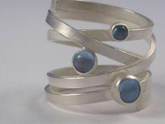 Libra esterlina abrigo alrededor del anillo con por donnaOdesigns