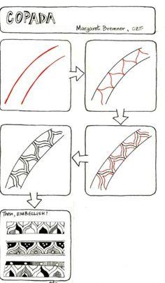Copada tangle