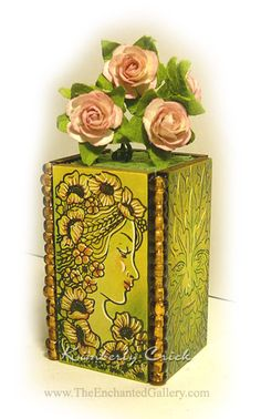 Rubber Stamp Art Projects 1000+ images about Rub...