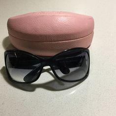 Juicy - navy sunglasses Large frame navy Juicy sunglasses Juicy Couture Accessories Sunglasses