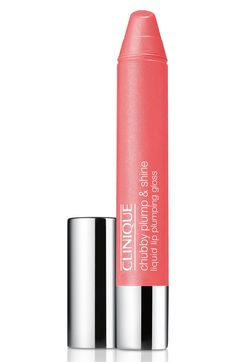 Give your lips moisture-rich, full-blown shine with this liquid plumping gloss that's high-shine & refreshing
