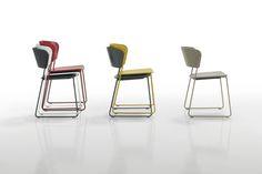 Arc chair on Behance